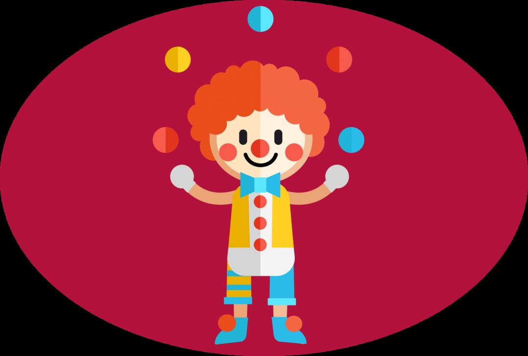 anniversaire cirque fleurus